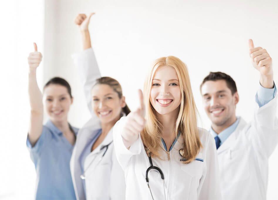 Parceria com Clínicas Médicas